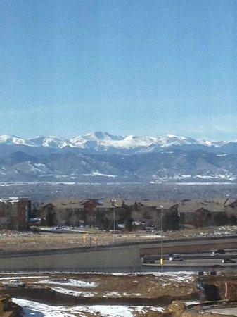 Hyatt Regency Denver Tech Center: View from our room