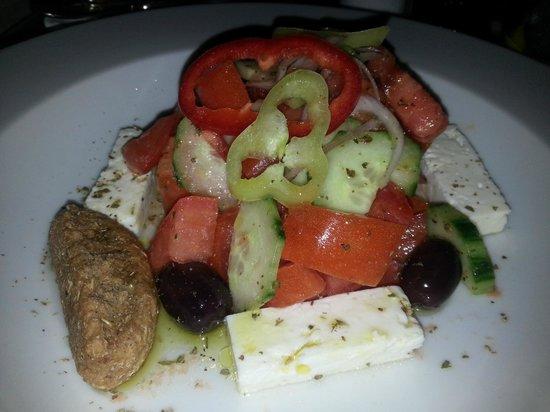 Pentelikon Hotel: Greek Salad