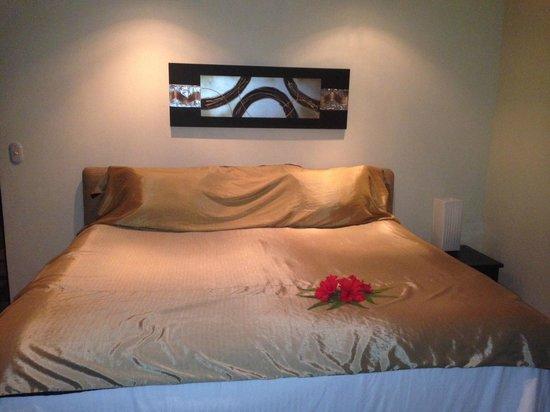 Rancho Pacifico : bedroom