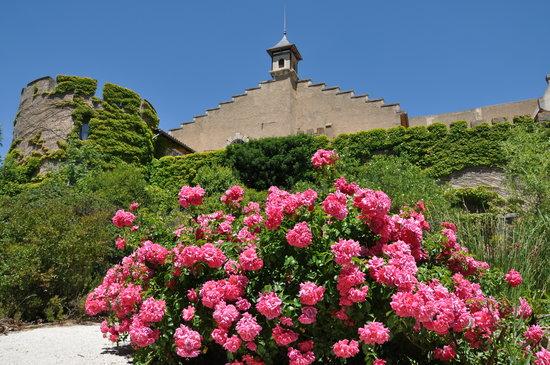 Charming Chateau: hermitage jardin