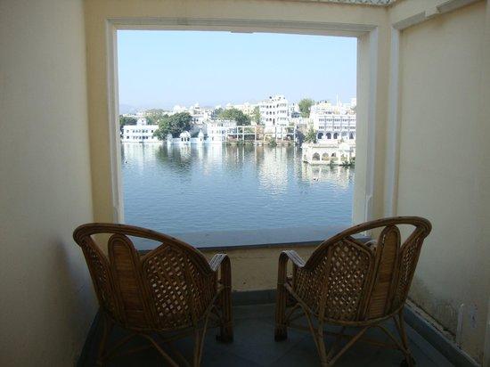 Hotel Aashiya Haveli: Balcony