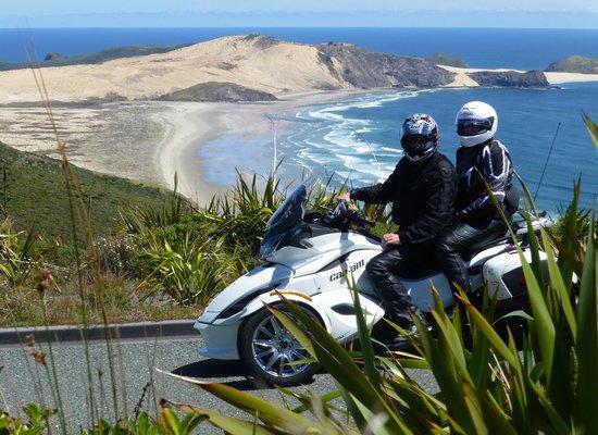 Paradise Motorcycle Day Tours: Cape Reinga