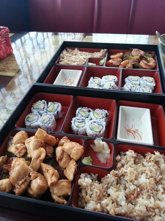 U S Sushi: Yummy