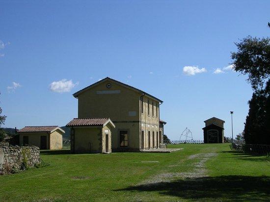Museo La Stazione dell'Arte (Maria Lai)