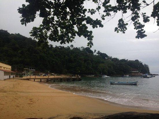 Vila Pedra Mar: La plage