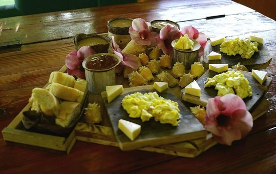 Chalet Tropical Village: Breakfast