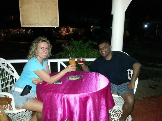 Chalet Tropical Village : With Sarah