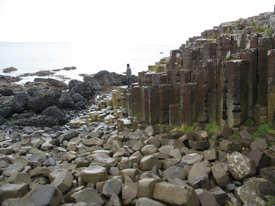 Derry Blue Badge Guide: Giant's Causeway