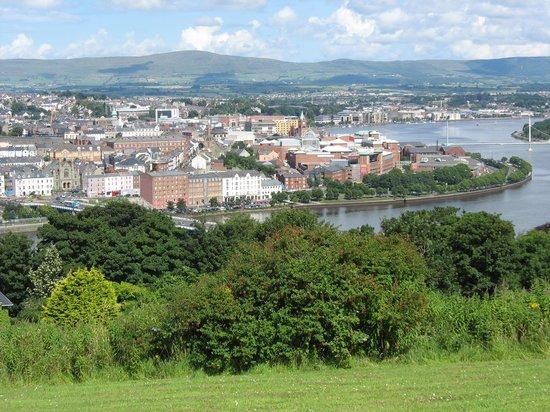 Derry Blue Badge Guide: Derry