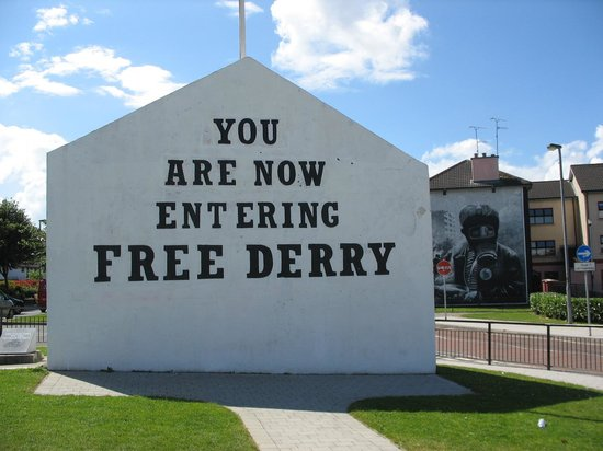 Derry Blue Badge Guide: Free Derry