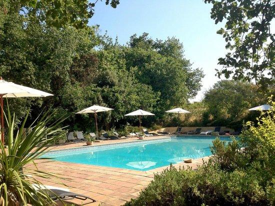 Charming Chateau: château hermitage piscine chauffée