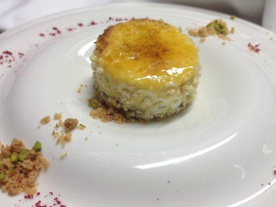 La Salseta: Massini (Sant Marc) the best dessert
