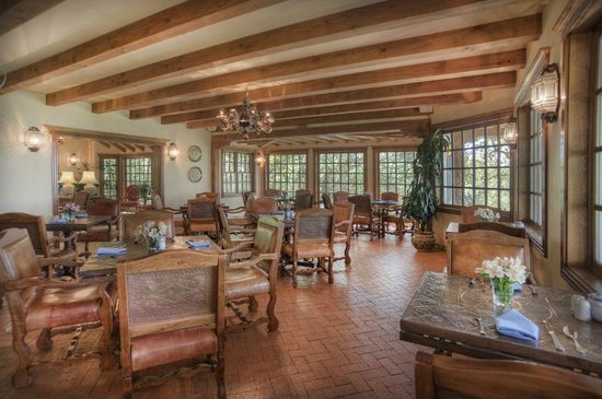 Blue Lake Ranch: Dining Area