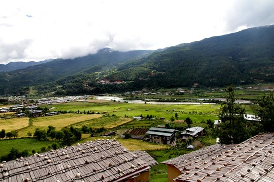 ‪‪Bumthang District‬, بوتان: Bumthang Valley‬