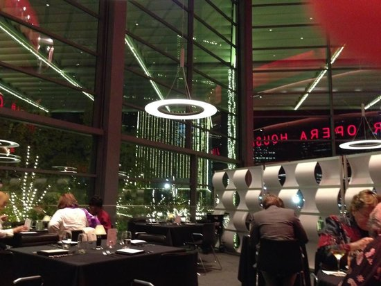 Winspear Opera House: Supper Club Area