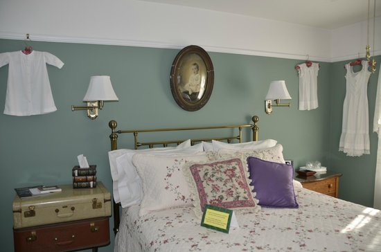 The Ivy House Bed and Breakfast: Comfortable rooms, decorated with extra special touches