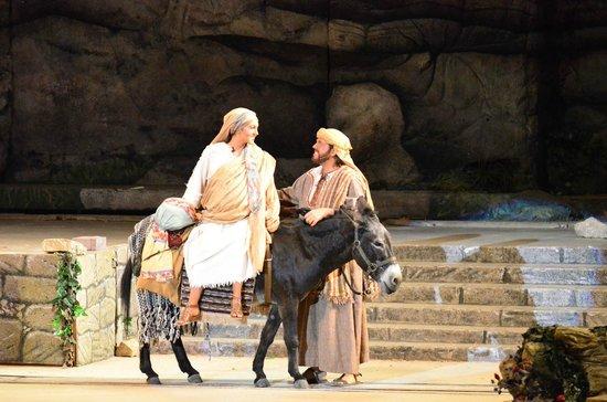 The Promise in Glen Rose : Mary & Joseph