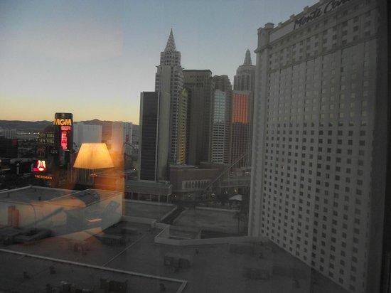 Monte Carlo Resort & Casino : Vista desde mi hab