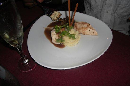 Ocean Maya Royale: dinner