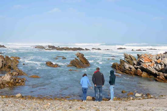 Cape Xtreme: Cape Agulhas, where the Atlantic and Indian Oceans meet