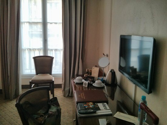 Hôtel Opéra Richepanse : Apartamento Standard