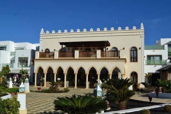 Gran Castillo Tagoro Family & Fun: Eingang