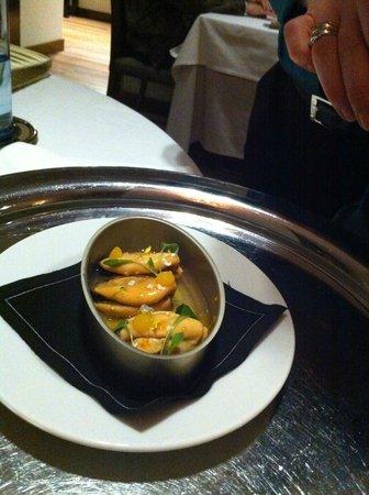 Lieu Restaurante: Mussels