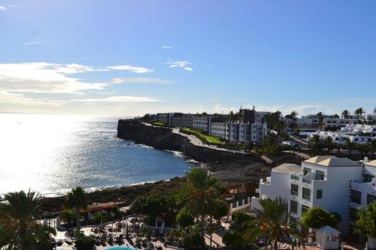 Gran Castillo Tagoro Family & Fun Playa Blanca: herrlicher Ausblick