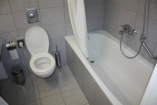 Ivolita Vilnius Hotel: Ванна