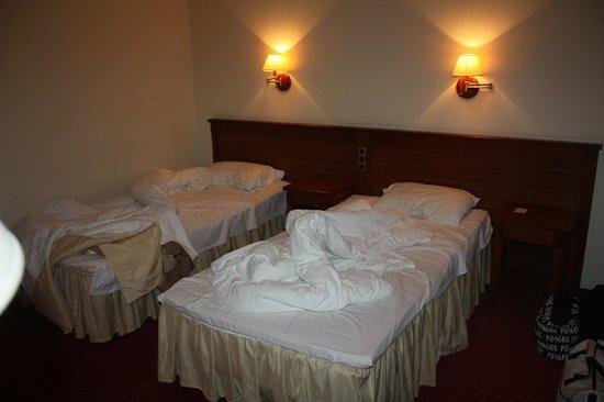 Ivolita Vilnius Hotel: Номер