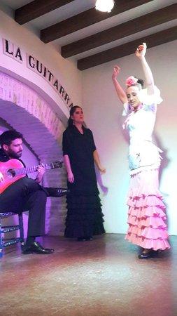 Casa de la Guitarra: Whole group