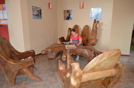 Marcopolo Suites Iguazu : Lobby
