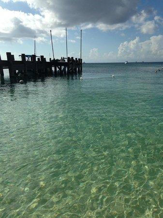 Occidental Cozumel: at the resort's beach