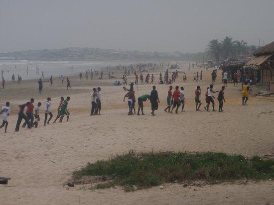 Coco Beach Picture Of Ramada Resort Accra Coco Beach Accra Tripadvisor