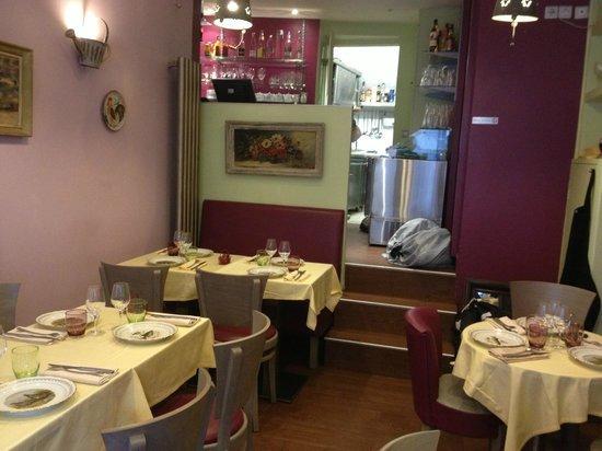GALLUS : Le restaurant