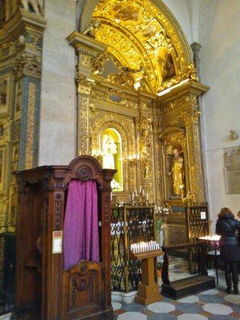 Duomo di Torino e Cappella della Sacra Sindone: Cappelle preziose