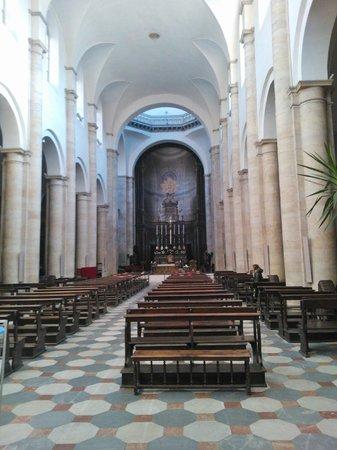 Duomo di Torino e Cappella della Sacra Sindone: Navata centrale