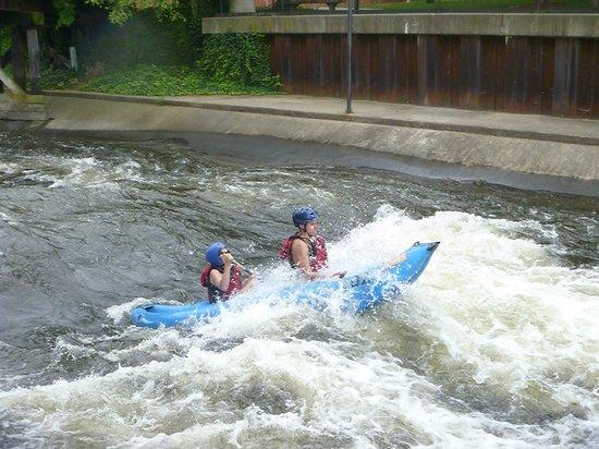 East Race Waterway : east race
