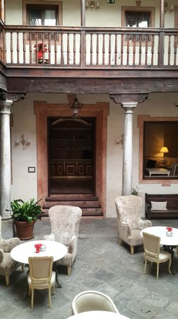 Hotel Casa 1800 Granada: 2
