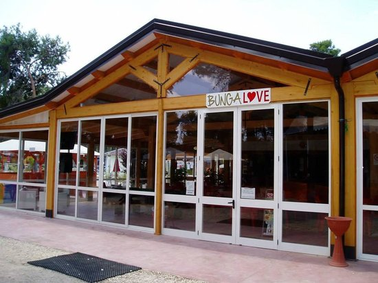 Bungalove Cafe - Sala Ricevimenti