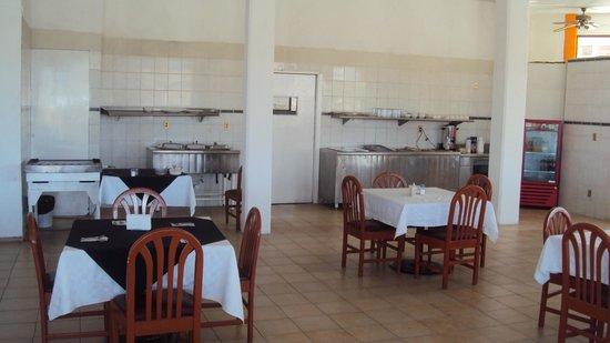 Hotel Casa Real Matehuala: Desayuno Buffet Diariamente $89.00