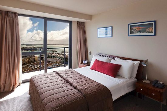 Grand Chancellor Auckland Hotel: Guest Room