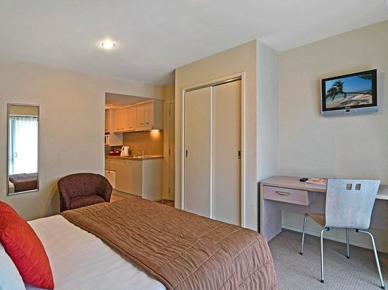 Grand Chancellor Auckland Hotel: Studio Room