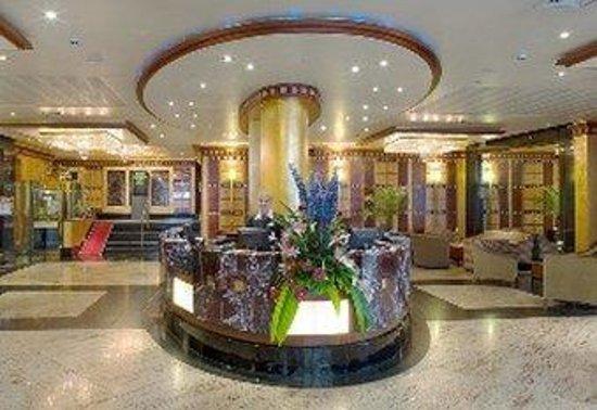 Grange City Hotel: Lobby