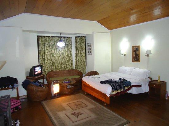 The Ivanhoe House: Bedroom