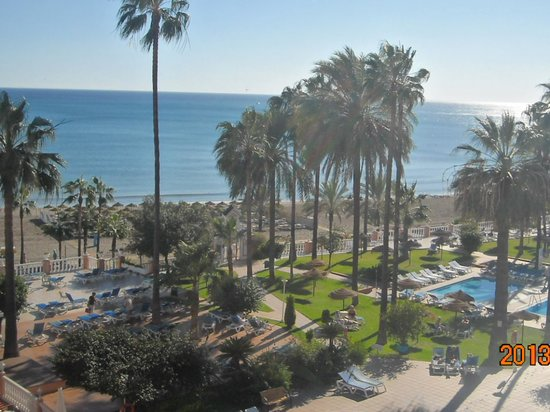 Hotel Best Triton : Beautiful November Day