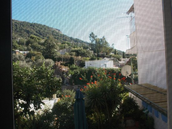 B&B Angelide: la vista dalla nostra finestra