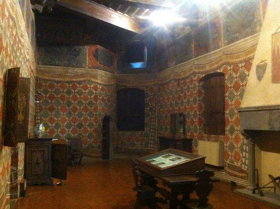 Museo di Palazzo Davanzati: Palazzo Davanzati, sala dei Pappagalli