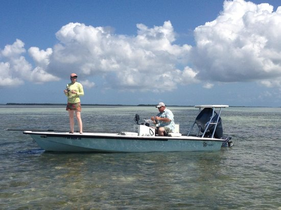 Florida fishing trips fishing charters fishing resorts for Fishing resorts in florida