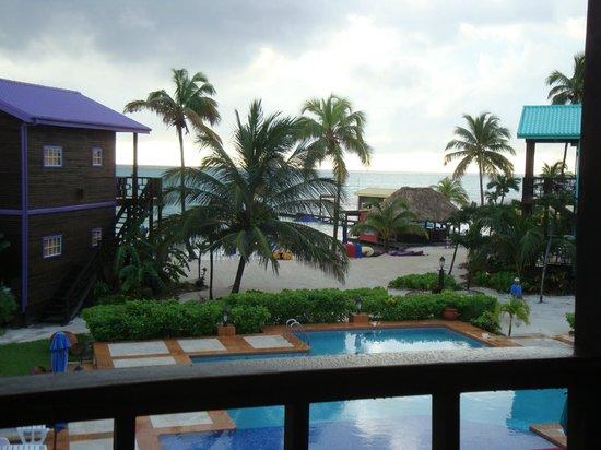 X'tan Ha Resort: View from 6B